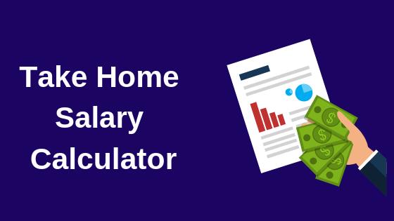Take Home Salary Calculator India